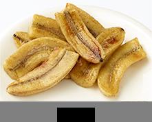 バナナ用シーズニング調理例