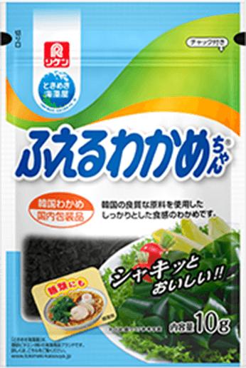 ふえるわかめちゃん®韓国10g