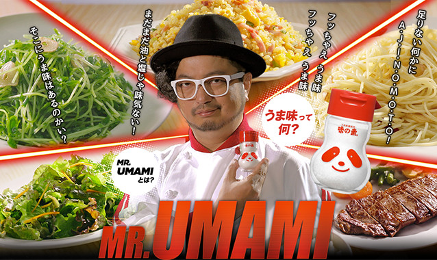 MR.UMAMI