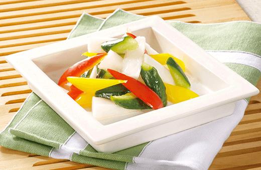 野菜のクイックサラダ
