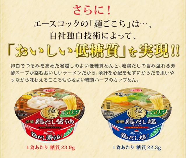 「おいしい低糖質」を実現!!