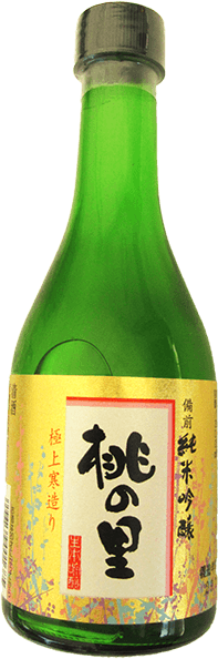 純米吟醸「桃の里」