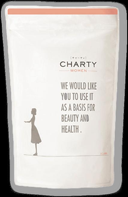 『CHARTY(チャーティ)』