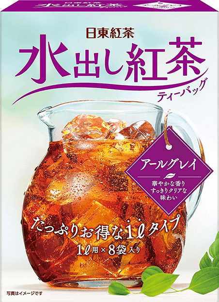 日東紅茶 水出し紅茶 ティーバッグ アールグレイ