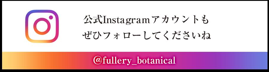 公式Instagramアカウントもぜひフォローしてくださいね