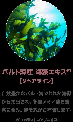 バルト海産 海藻エキス