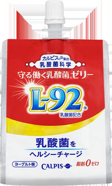 『守る働く乳酸菌』ゼリー