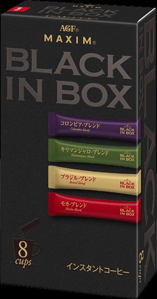 MAXIM® BLACK IN BOX
