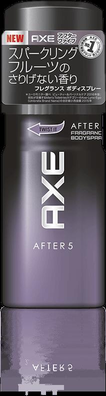 AXEフレグランスボディスプレーアフターファイブ スパークリングフルーツの香り