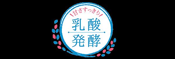 「乳酸発酵」