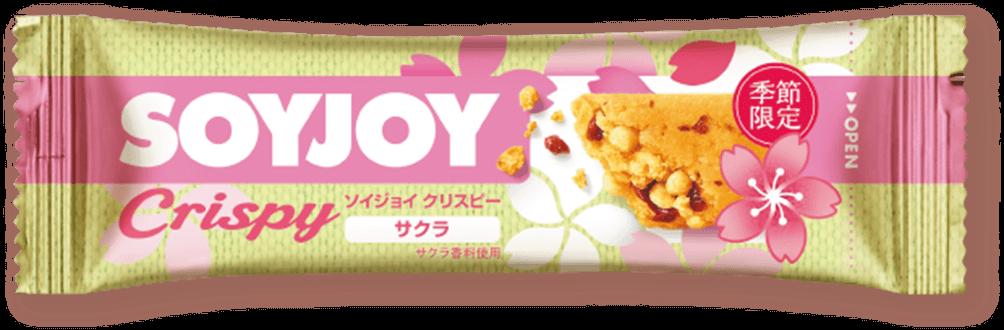 soyjoyサクラ味外装イメージ