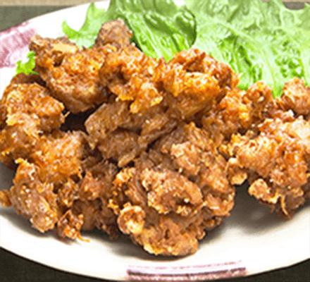 大豆のお肉で作る絶品ヘルシー唐揚げ!イメージ