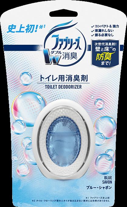 ファブリーズ 消臭剤 W消臭 トイレ用