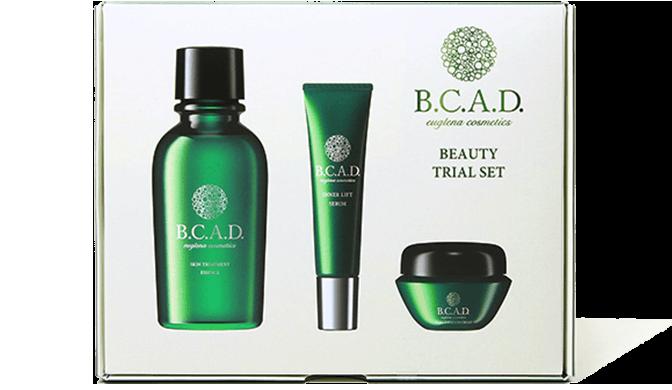B.C.A.D. BEAUTY TRIAL SET