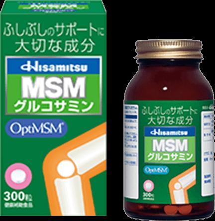Hisamitsu® MSM
