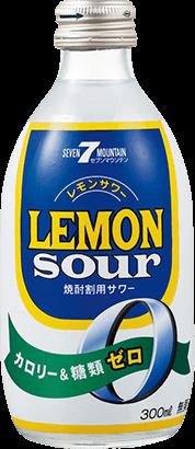 セブンマウンテン レモンサワー 300ml