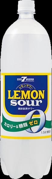 セブンマウンテン レモンサワー 1.5l