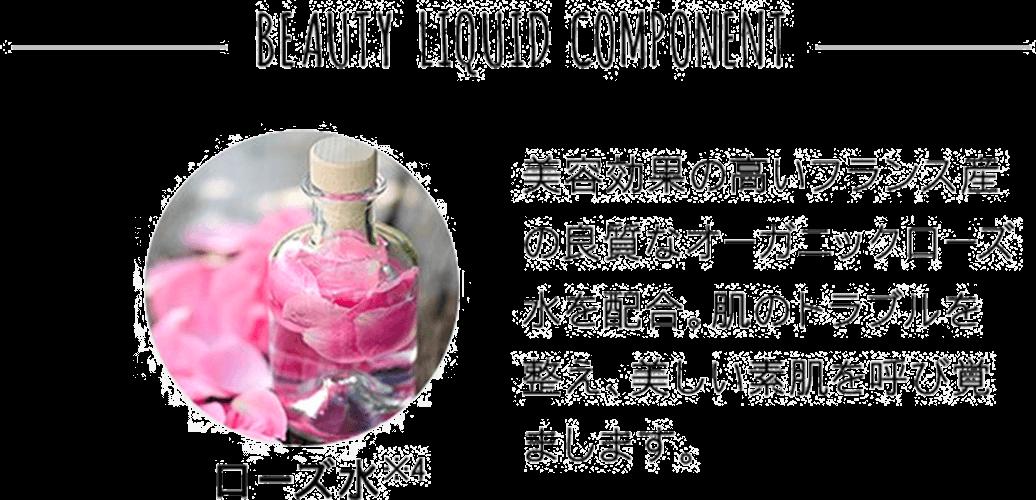 BEAUTY LIQUID COMPONENT