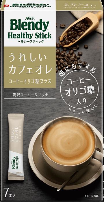 うれしいカフェオレ コーヒーオリゴ糖プラス 商品イメージ