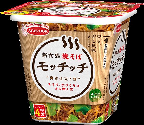 新食感焼そばモッチッチ 商品イメージ