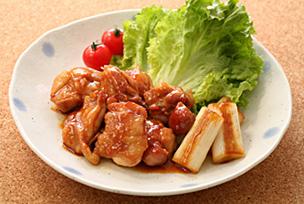「鶏の照り焼き」イメージ