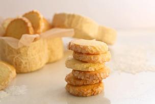 「シュガートッピングクッキー」イメージ