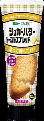 「シュガーバタートーストスプレッド」商品イメージ