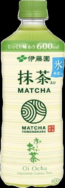 お〜いお茶氷水出し抹茶入り 商品イメージ