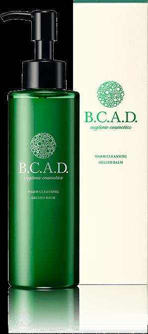 B.C.A.D.ウォームクレンジングジェルバーム 商品イメージ