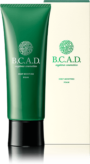 B.C.A.D.ディープモイスチャーフォーム 商品イメージ