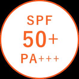 SPF 50+ PA+++
