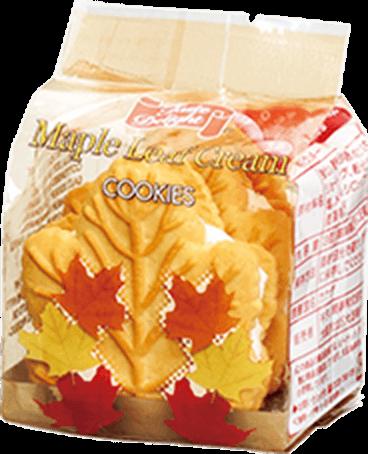 メイプルリーフ クリームクッキー商品画像