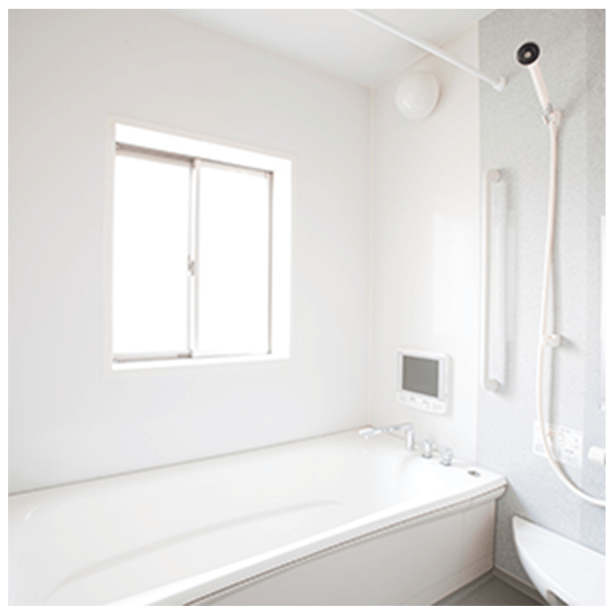 浴槽の写真