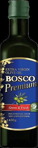 BOSCO プレミアムエキストラバージンオリーブオイル