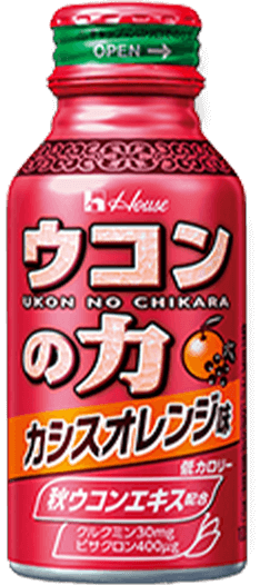 ウコンの力 カシスオレンジ味 商品イメージ