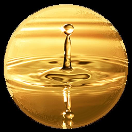 ゴールドヒアルロン酸オイルイメージ