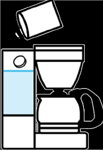 コーヒーメーカー イメージ