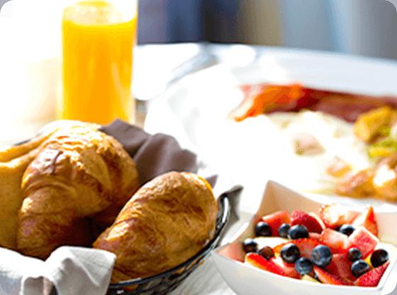 ホテルの朝食 イメージ画像
