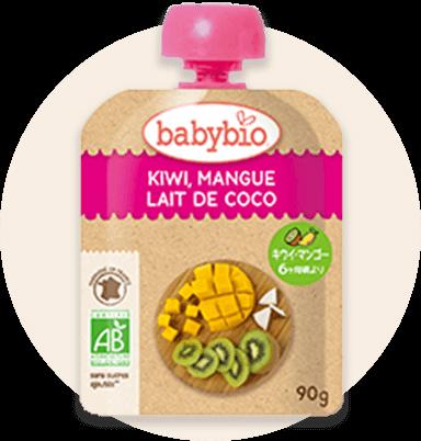 キウイ・マンゴー・ココナッツ商品