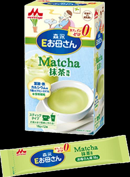森永Eお母さん 抹茶風味商品画像