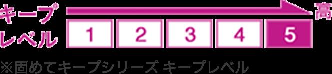 ケープ フォーアクティブキープレベル イメージ