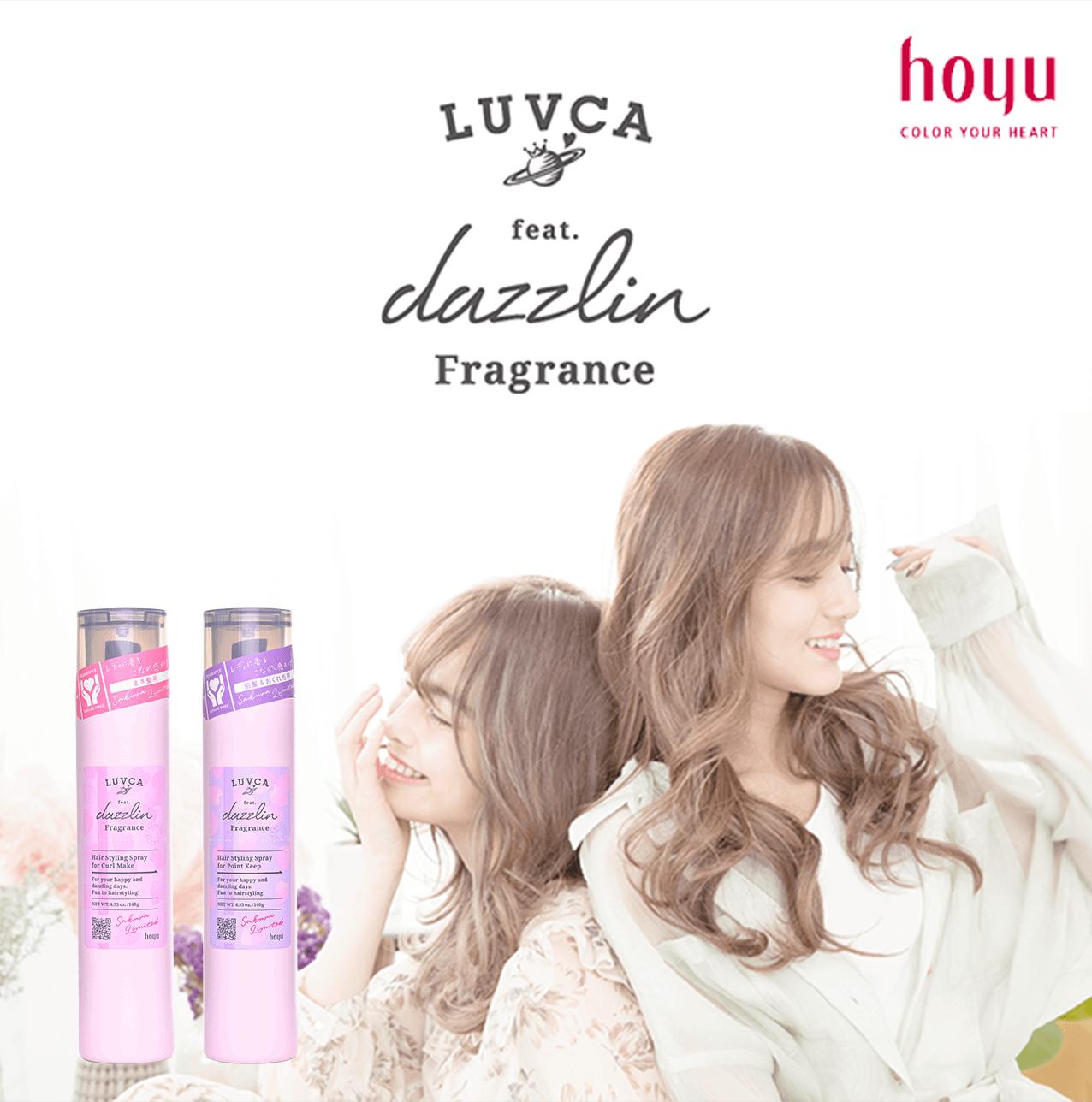 LUVCA dazzlin Fragrance