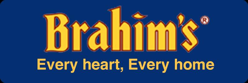 Brahim'sブランドサイト