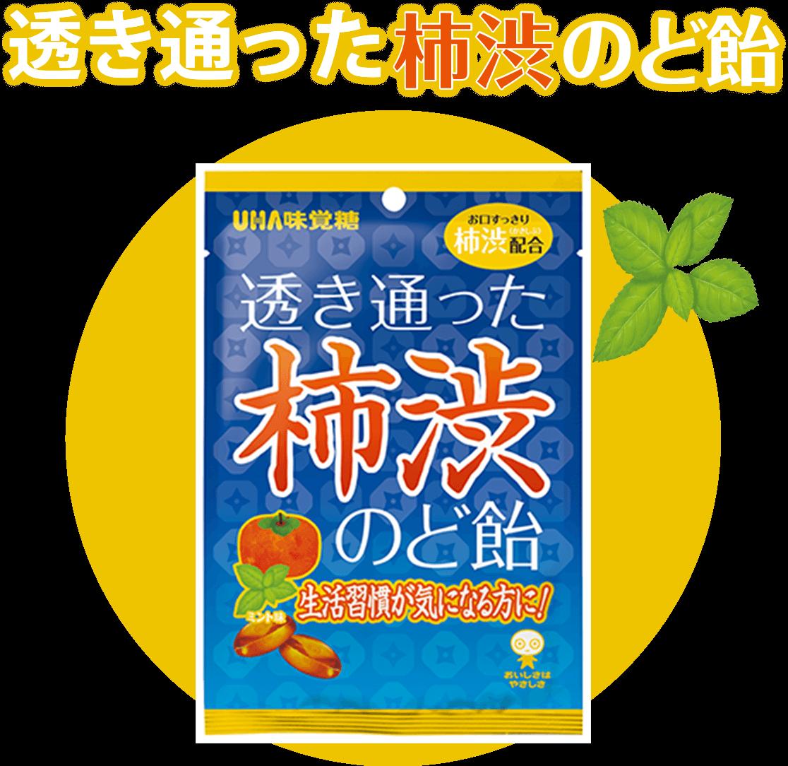 健康習慣が気になる方、柿渋の成分魅力を感じる方にオススメ!