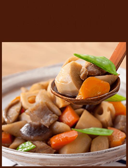 昔ながらの九州の味 がめ煮(筑前煮)