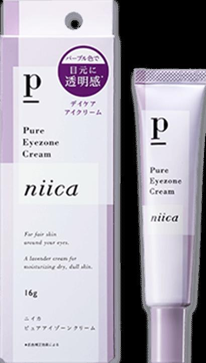 ニイカ ピュアアイゾーンクリーム 商品イメージ
