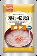 UAA食品 美味しい防災食® 鮭粥