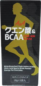 クエン酸&BCAA〔3包〕