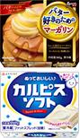 ラーマ バターのようなマーガリン カルピス®ソフト