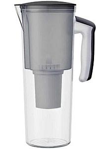 ポット型浄水器 クリピーレTR ブラック